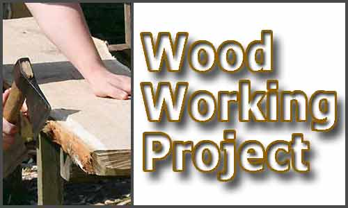 Easy DIY Wood Working Projects